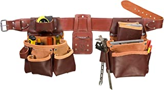 product image for Occidental Leather 5080DBLH LG Pro Framer Set with Double Outer Bag - Left Handed