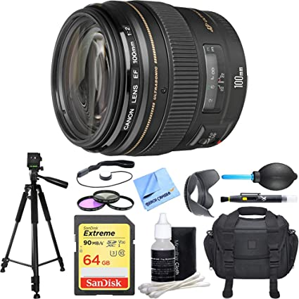 Review Canon EF 100mm F/2.0