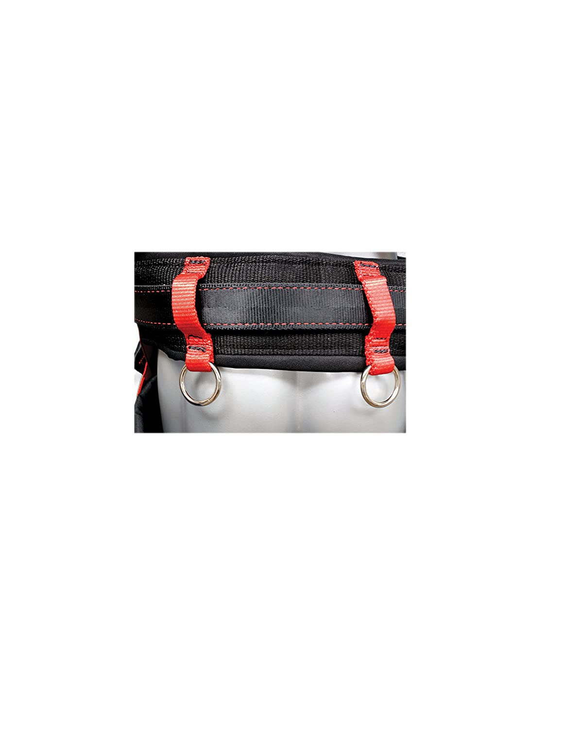Small Elk River 66611 EagleTower Polyester//Nylon LE 6 D-Ring Harnesses with Quick-Connect Buckles