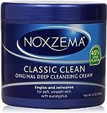 NOXZEMA Deep Cleansing Cream 12 Ounce PK2