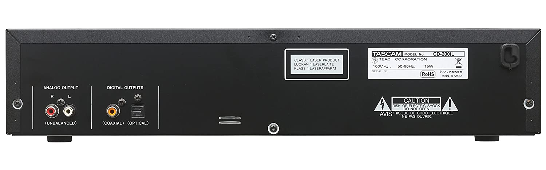 CD-200 Professional CD Player