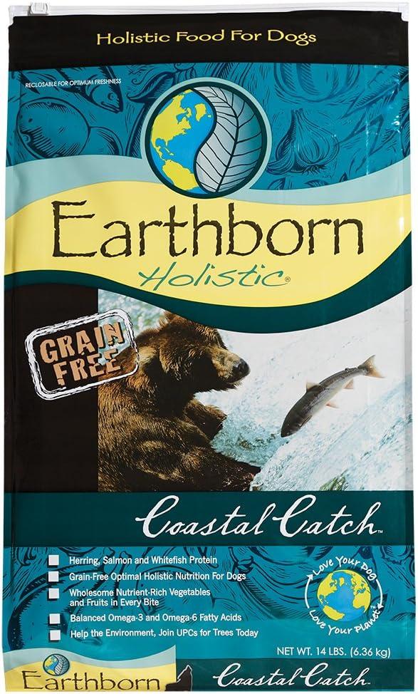 Earthborn Holistic Coastal Catch Grain-Free Dry Dog Food