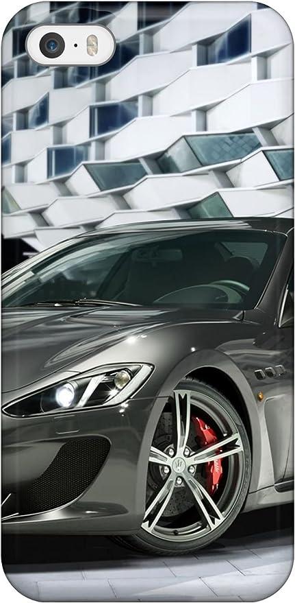 New TPU Étui rigide Premium iPhone 5/5S Coque (Maserati ...