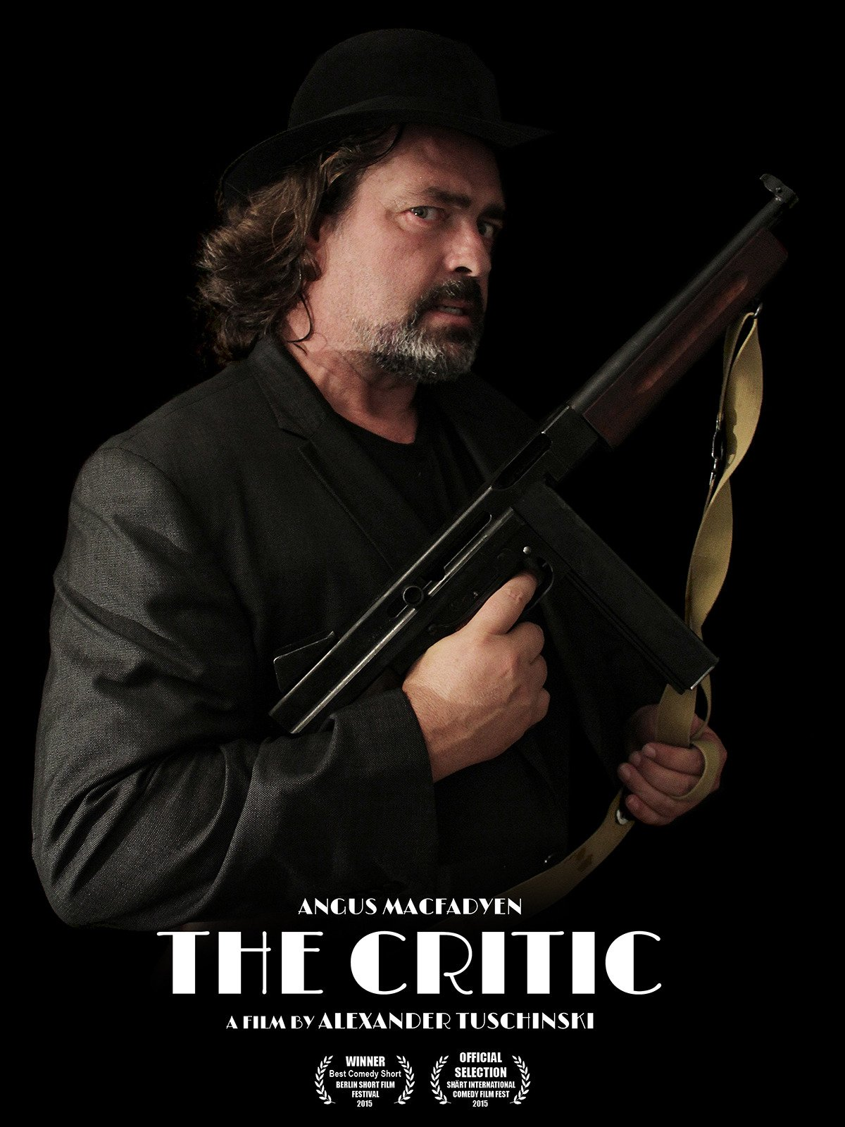 The Critic on Amazon Prime Video UK