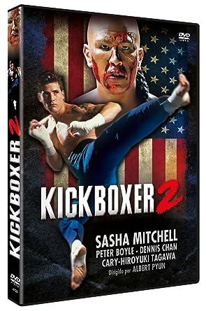 Kickboxer 2 DVD 1991: Amazon.es: Sasha Mitchell, Peter Boyle ...