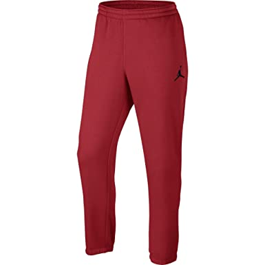 ab1817dac40a97 red jordan sweatpants Sale