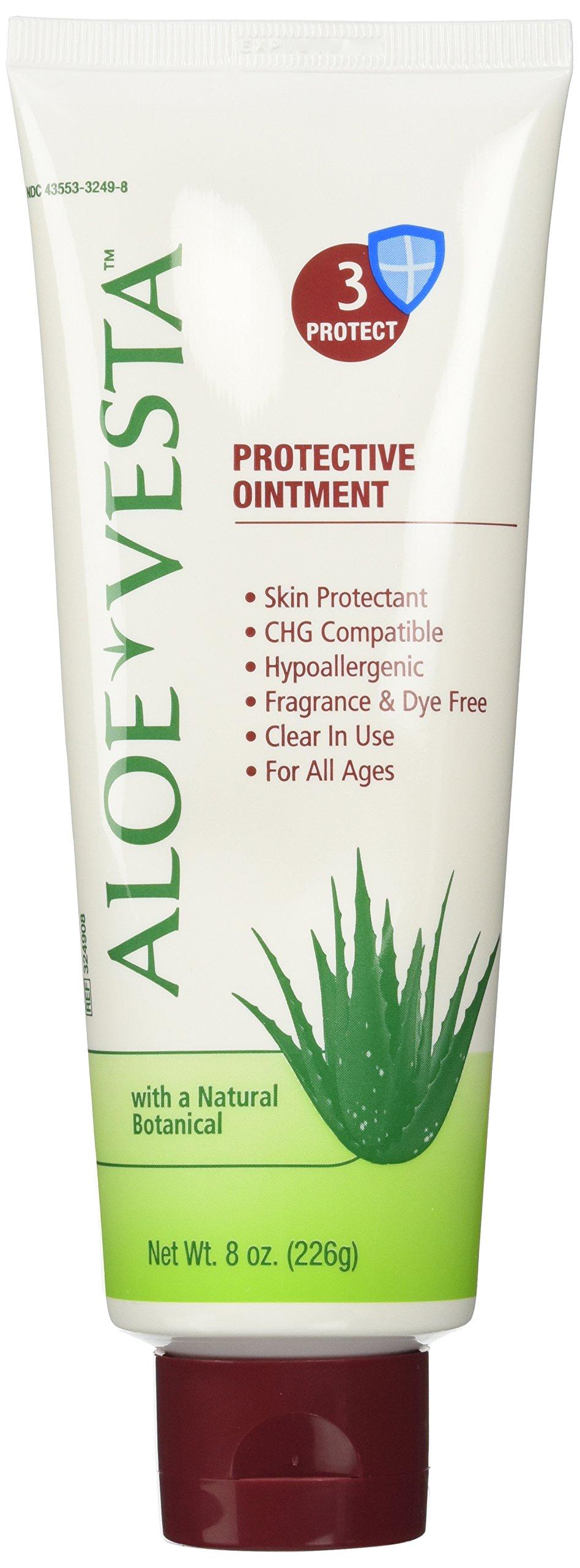 ConvaTec Aloe Vesta Skin Protection 3 Ointment (8 oz.) by ConvaTec