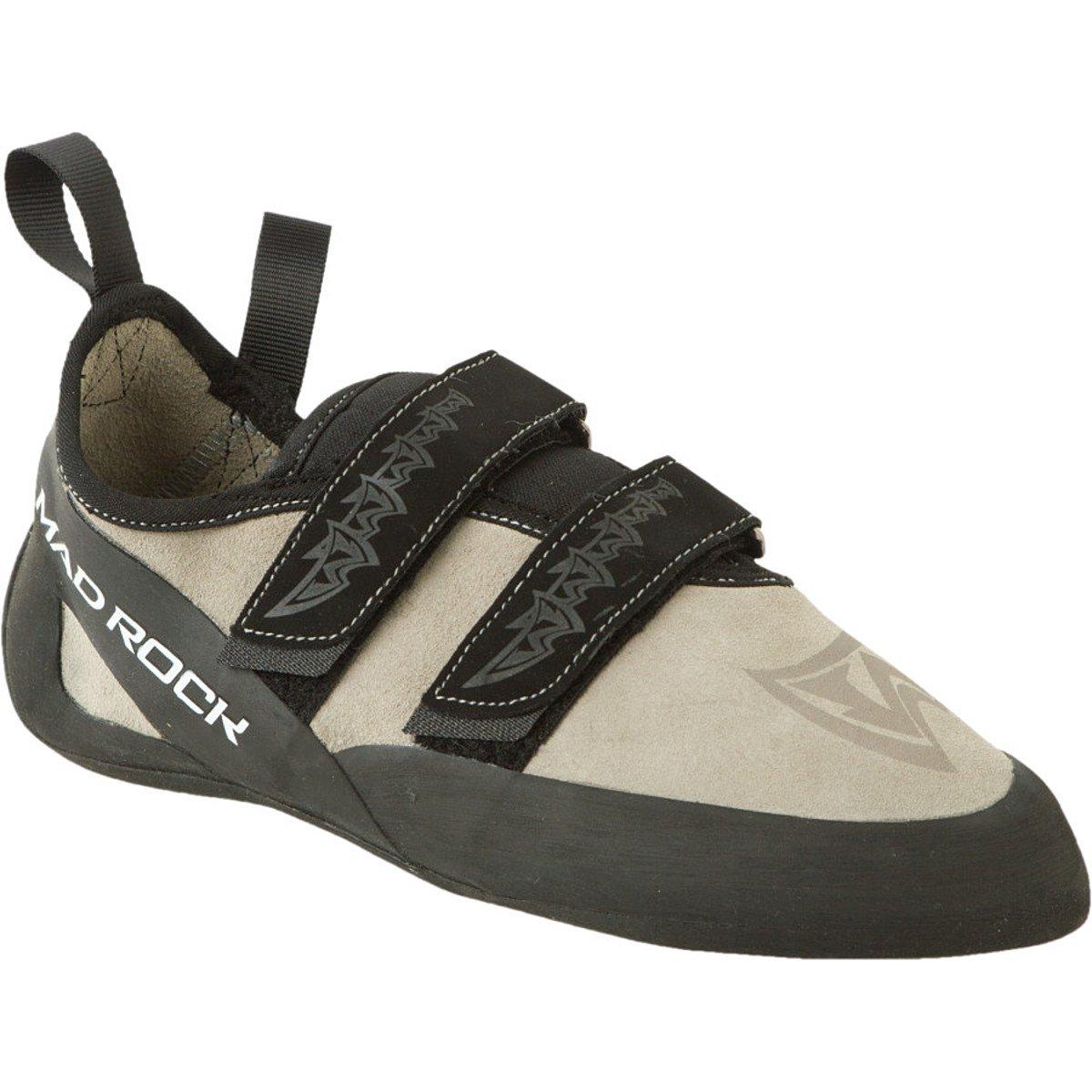 Mad Rock Men's Drifter Climbing Shoe,Grey ,6 D US