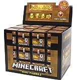 Minecraft マインクラフト ミニフィギュア トレジャーシリーズ2 レッド (36個入りBOX)
