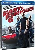Fast & Furious 6 [Combo Blu-ray + DVD + Copie digitale - Édition boîtier SteelBook]
