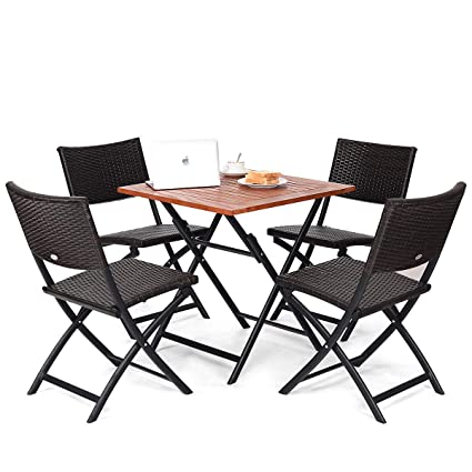 Amazon.com: FDInspiration - Juego de mesa de comedor ...
