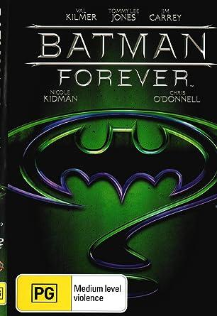 Amazon Com Batman Forever 1995 Special Edition Joel Schumacher Movies Tv