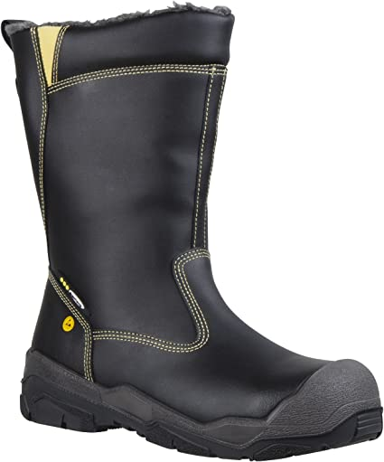 Jalas 1898 Winter King safety boots S3