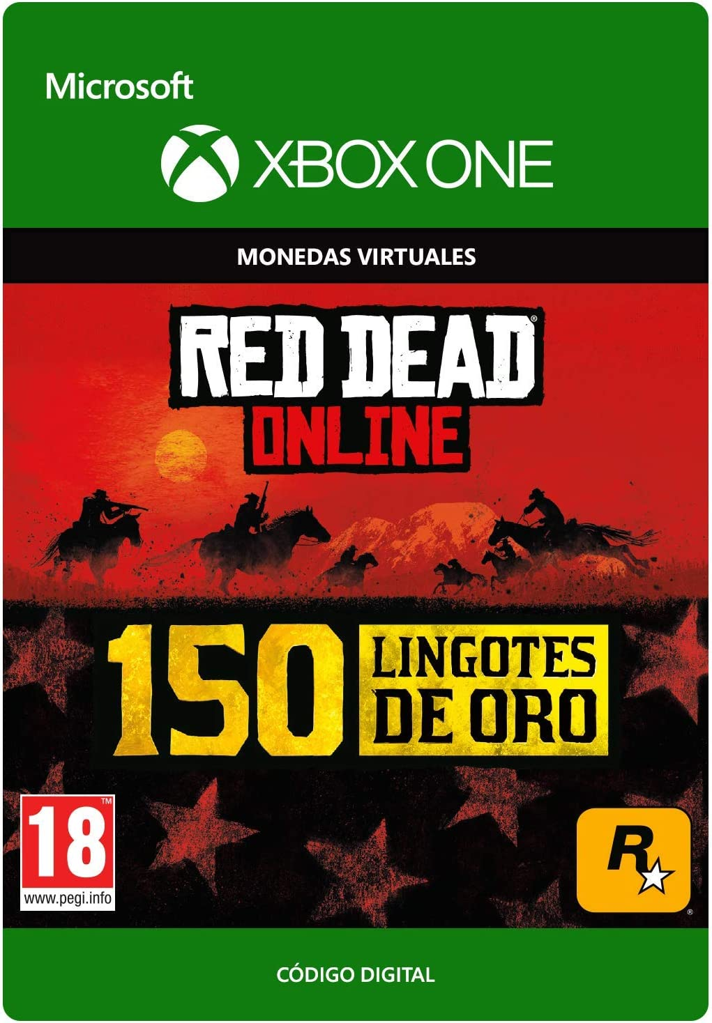 Red Dead Redemption 2: 25 Gold Bars (Xbox One): Amazon.es: Videojuegos
