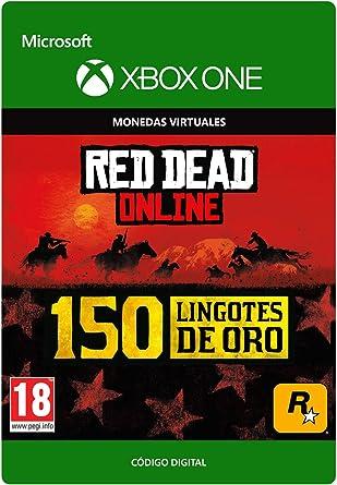 Red Dead Redemption 2: 25 Gold Bars (Xbox One): Amazon.es: Videojuegos