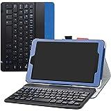 Amazon.com: Fintie - Funda para tablet Alcatel 3T 8 ...