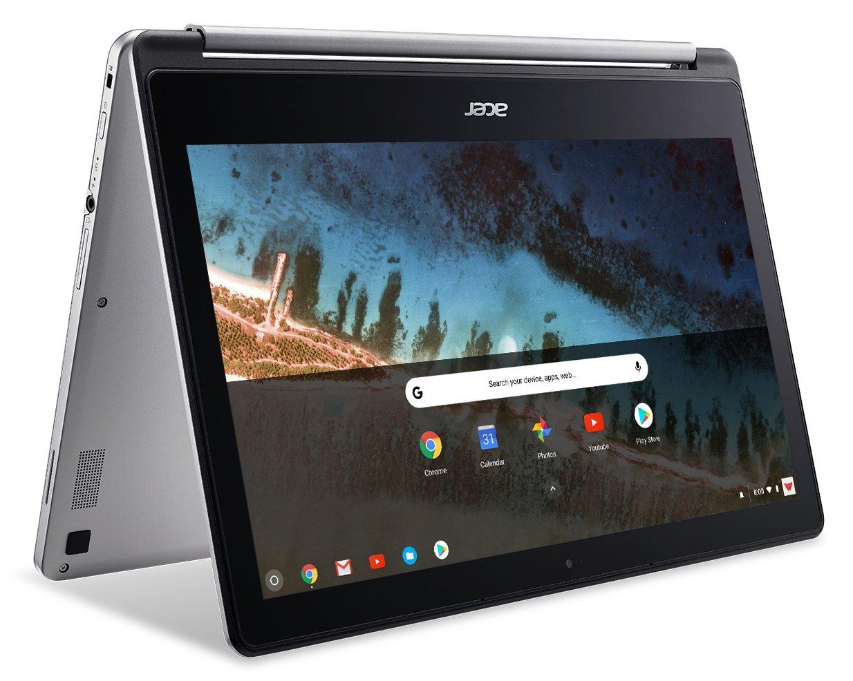 Acer Chromebook R 13 Convertible, 13.3-inch  Full HD Touch, MediaTek MT8173C, 4GB LPDDR3, 32GB, Chrome, CB5-312T-K5X4 by Acer