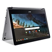Acer Chromebook R 13Convertible, 13.3-Inch táctil Full HD, Mediatek mt8173C, 4GB LPDDR3, 32GB, Cromado, CB5–312t-k5X 4