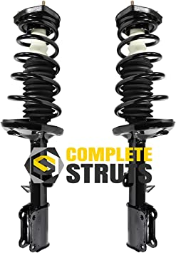 Front Pair Quick Complete Struts /& Coil Springs For 1993-2002 Toyota Corolla