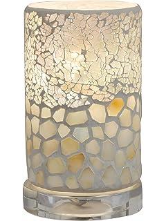 Amazon.com: Dale Tiffany aa12130 Rivera 1 luz Accent lámpara ...