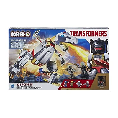KRE-O Transformers - Grimlock Unleashed (A8600): Toys & Games