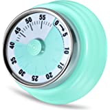 LAOPAO Kitchen Timer, Kitchen Countdown Cooking Timer Reminder, No Battery Required Magnetic Mechanical Timer Time Management Timer
