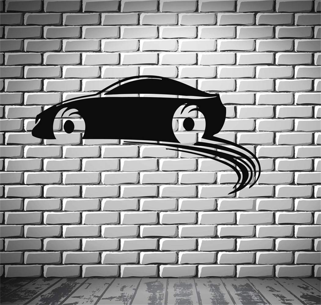 Amazoncom Cshnzw Wall Art Stickers Quotes And Sayings Sport Race