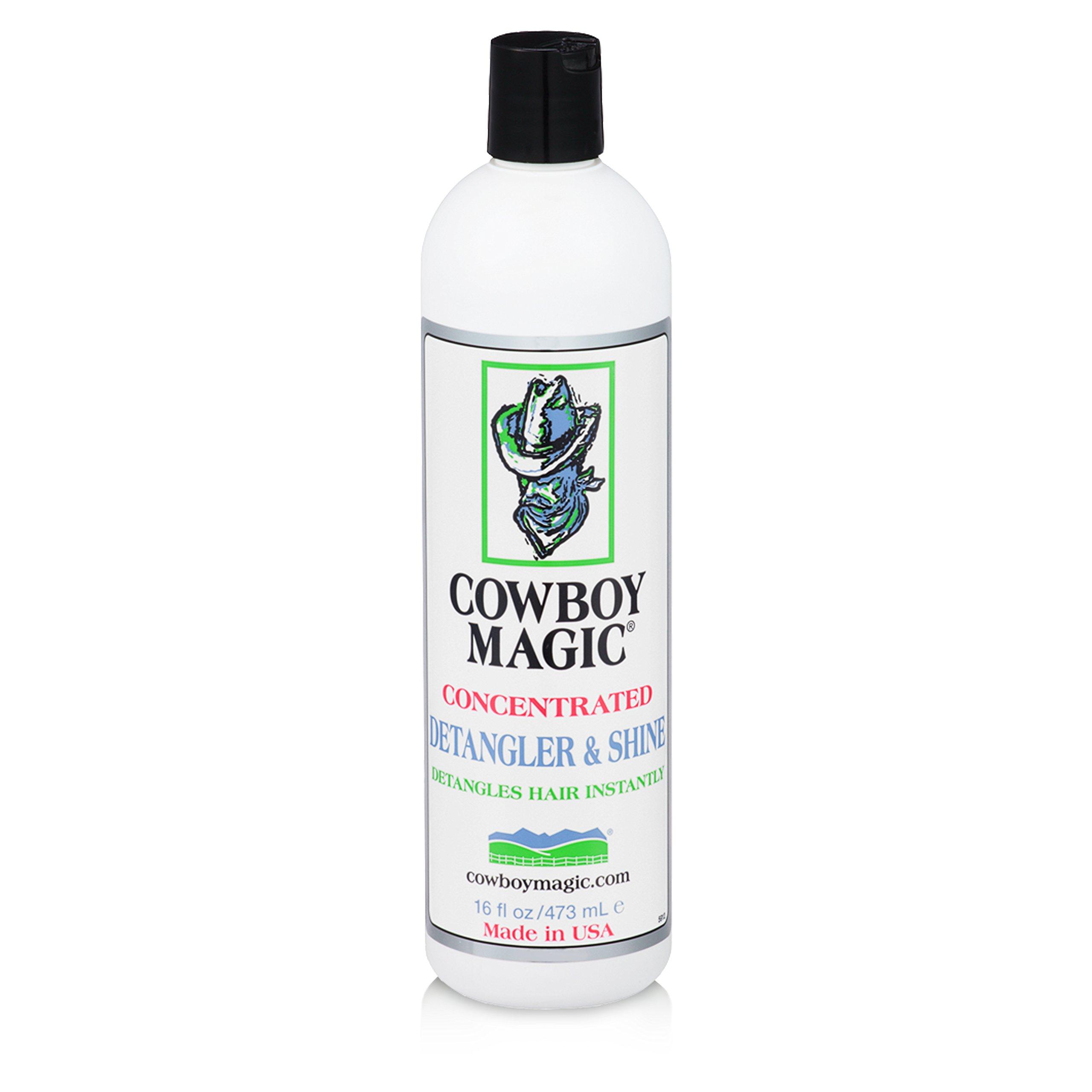 Cowboy Magic Detangler & Shine 16 Ounce by Cowboy Magic