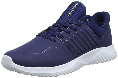 Zapatillas para Hombre CAMEL CROWN Zapatillas para Correr para Hombres Zapatillas Ligeras a Prueba de Golpes Amortiguadores para Deportes de Gimnasio ...