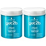 Got2b Chaot Fibre Gum, 2er Pack (2 x 100 ml)