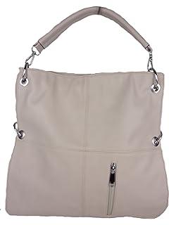 190c65e32e850 bags   more Shopper Tasche   XXL Damen Geldbörse Set 2 Teile (beige ...