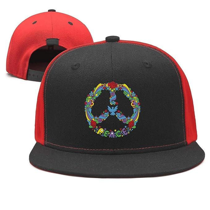 TylerLiu Baseball Cap Small Peace Sign Tattoo Designs