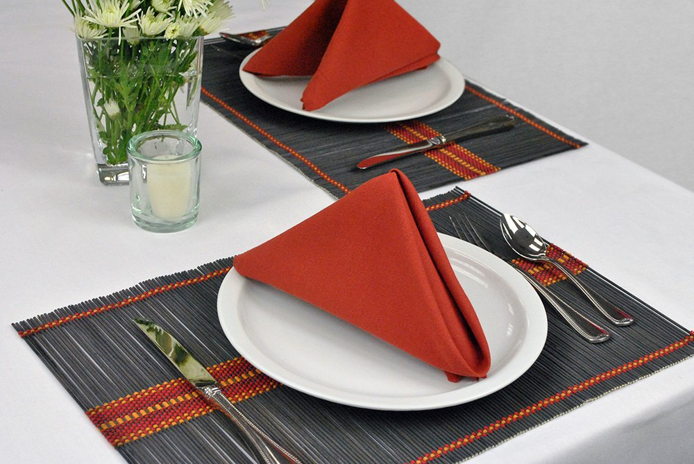 DII 52x70 Rectangular Polyester Tablecloth Beige Catering Events Buffets Brunch Thanksgiving Dinner Parties Weddings or Everyday Use Perfect for Fall