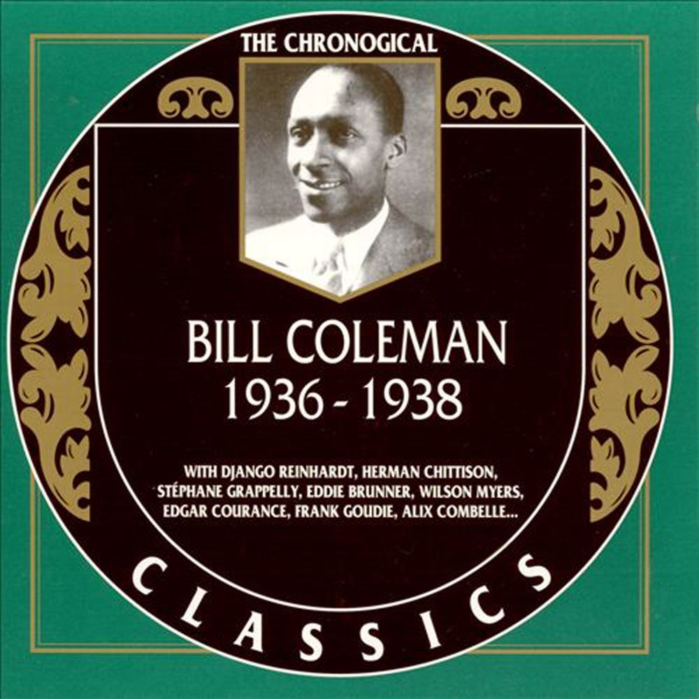 The Chronological Bill Coleman, 1936-1938