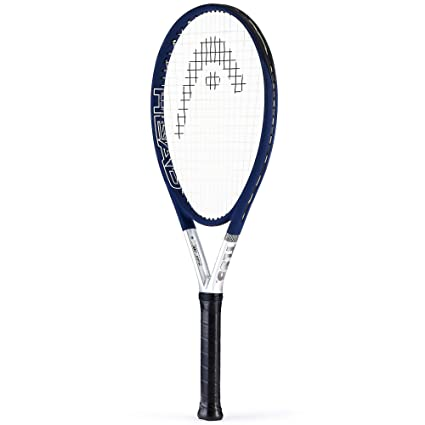 Head Ti S5 - Raqueta de Tenis (Titanio), Grip Size- Grip 5