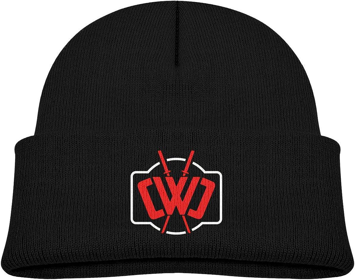 Rhythm Of Rain CWC Chad Wild Clay Kids Beanie Knitted Hats Warm Caps for Boys Girls