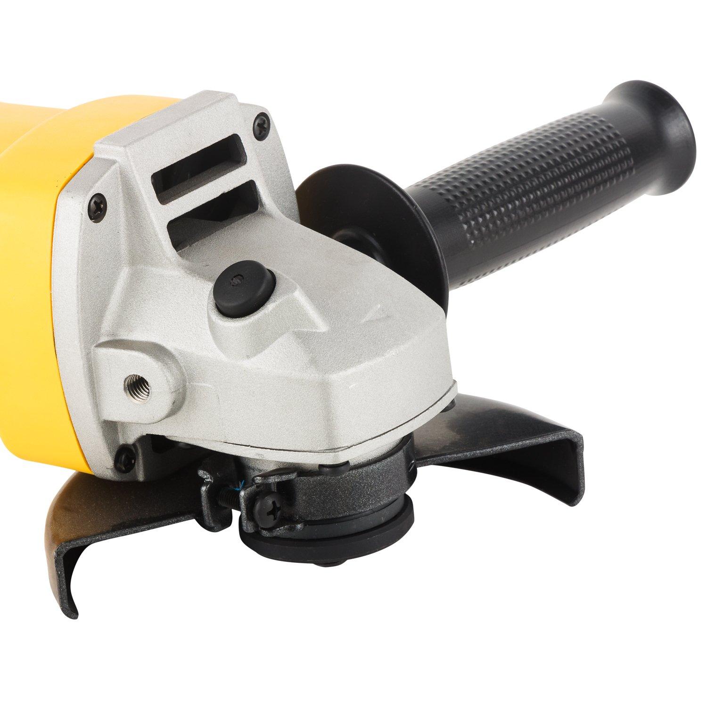 Dewalt Dw831 125mm 1400 Watt Angle Grinder Industrial Wiring Wall Cutting Machine Scientific