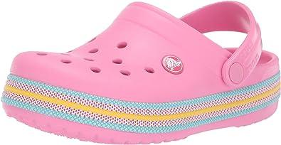 Scarpe Acquatiche Unisex Bambini Crocs Crocband Sport Cord Clog K