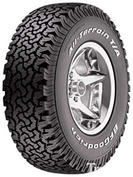 BF Goodrich All Terrain T/A KO - 315/70/R17 121R - F/C/77 - Neumático veranos (4x4): Amazon.es: Coche y moto