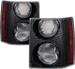Spyder Auto ALT-JH-LRRRS06-CL Euro Style Tail Light