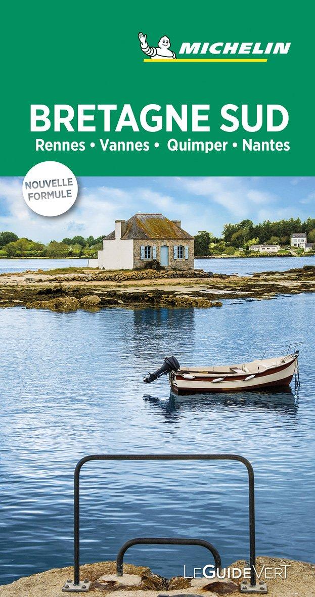 Michelin Le Guide Vert Bretagne Sud (MICHELIN Grüne Reiseführer)