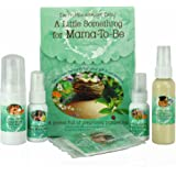 Earth Mama A Little Something For Mama-To-Be Organic Pregnancy Gift Set, 5 Piece
