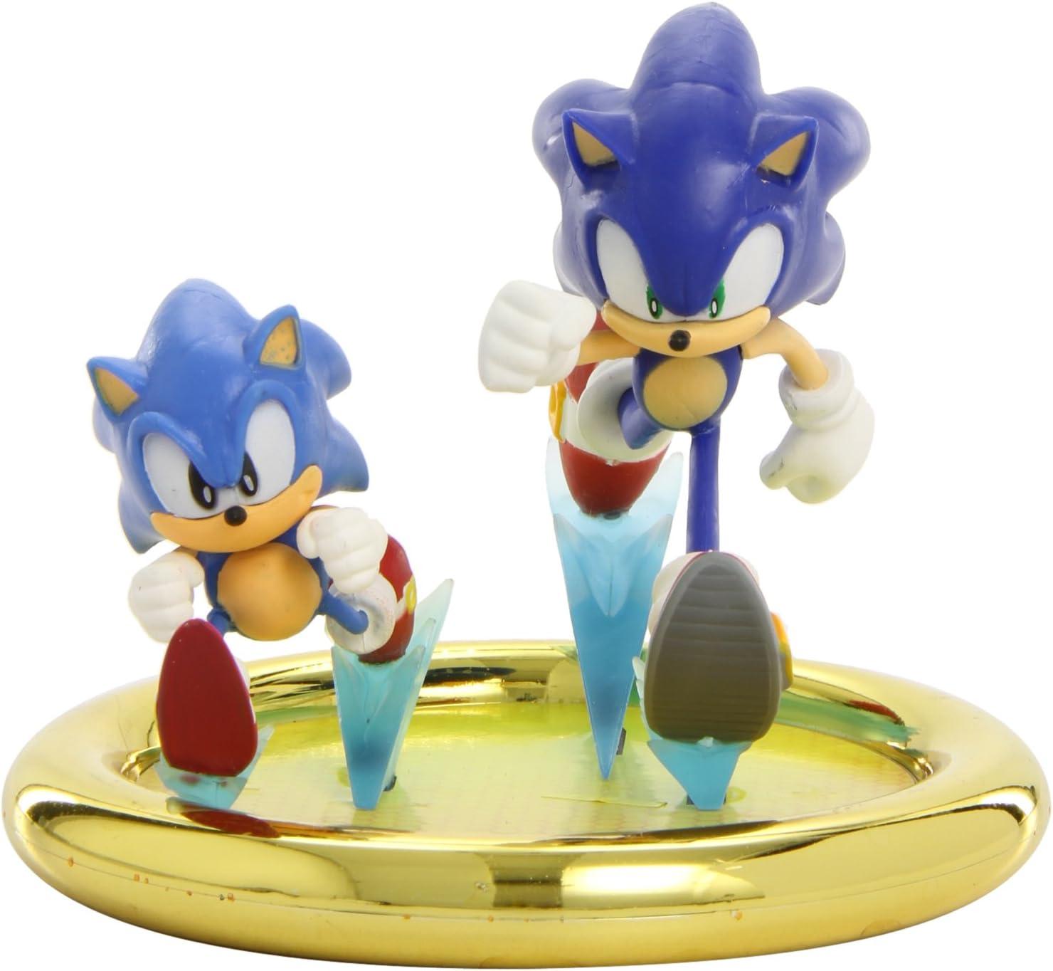 Amazon Com Sonic The Hedgehog Generation Statue Toys Games