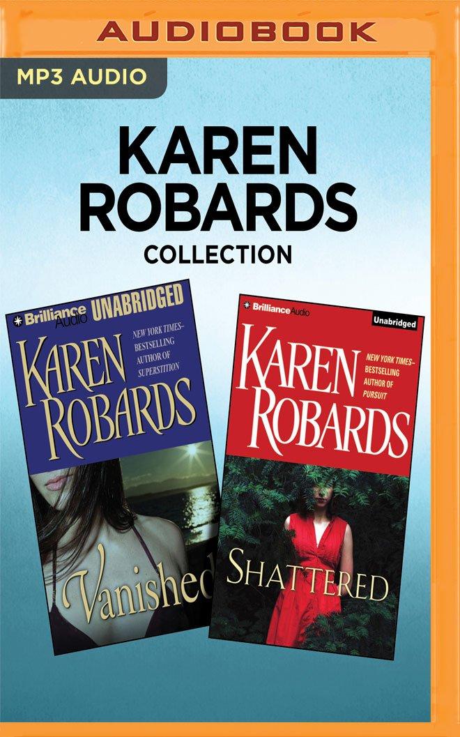 Karen Robards Collection - Vanished & Shattered pdf epub