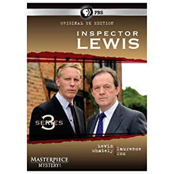 Amazoncom Inspector Lewis Series 3 Kevin Whately Laurence Fox