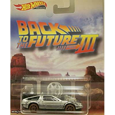 2020 Hot Wheels Back to The Future -1955: Toys & Games