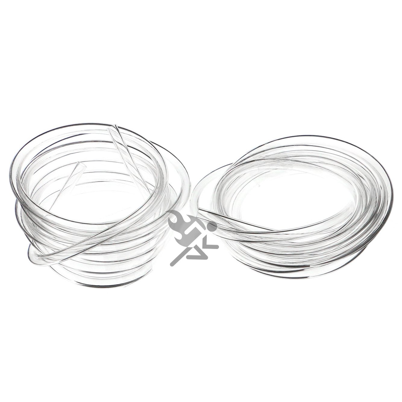 12 feet clear gas fuel line tubing go karts mini bikes scooters Go Kart Shocks 12 feet clear gas fuel line tubing go karts mini bikes scooters motorcycles 1 8 fittings amazon industrial scientific