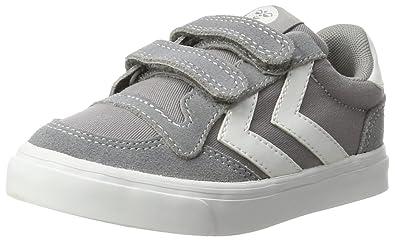 Hummel Unisex Kids' Stadil Canvas Mono Niedrig Jr Top Sneakers Sneakers Top  Amazon ... d36282