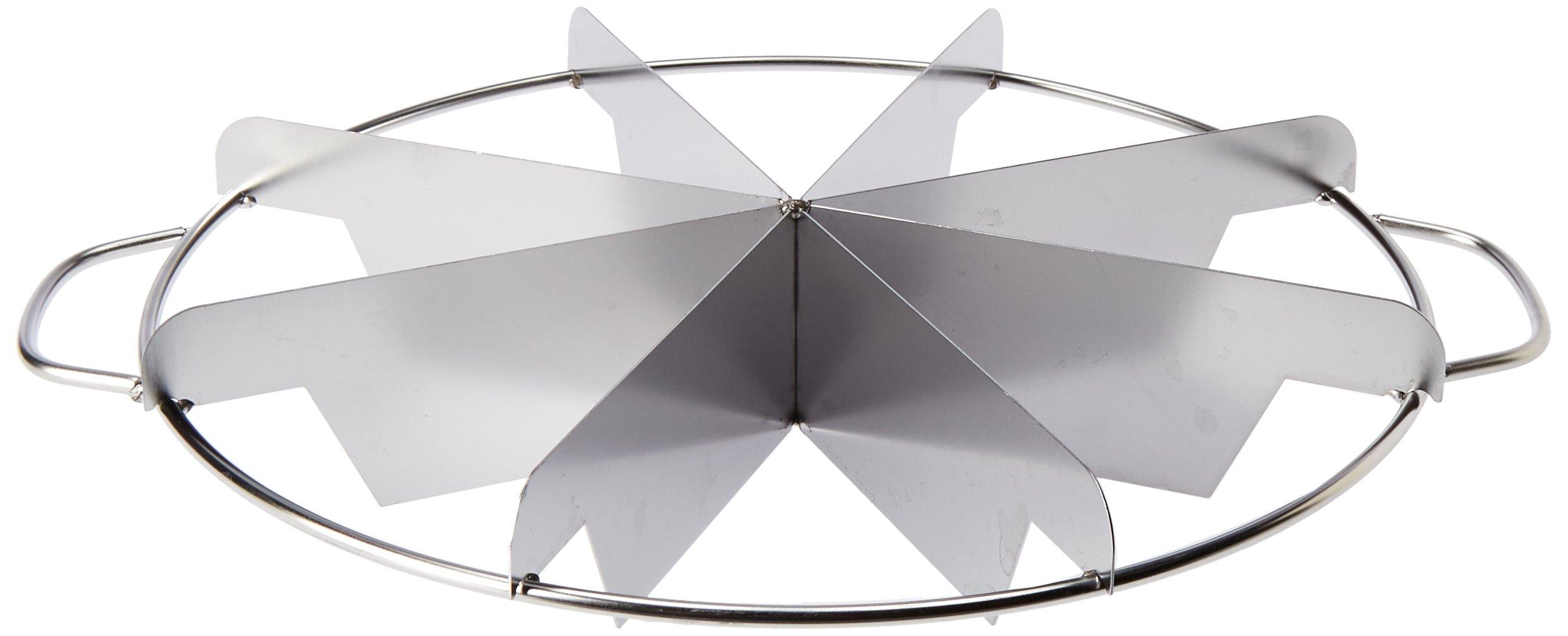 Crestware 8-Inch Stainless Steel Pie Cutter