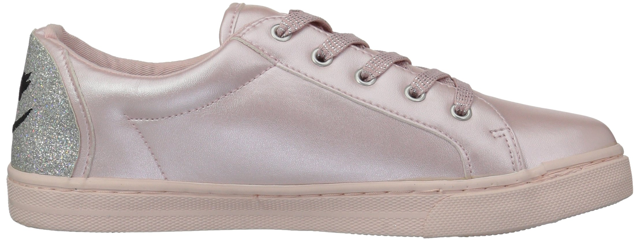 The Children's Place Girls' BG Emoji Sneaker, Pink, Youth 4 Medium US Big Kid by The Children's Place (Image #7)